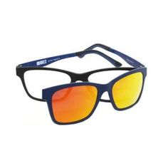 e4389a8e87f53e Lunettes optique Rainbow MagClip® Monture de lunettes optique Lunettes de  soleil Clip-