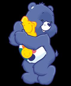 Stunning image - - from the clip art category animated Care Bears gifs & images! Care Bears, Bear Images, Bear Pictures, Cute Pictures, Photo Ours, Mig E Meg, Care Bear Tattoos, Gifs Lindos, Gato Animal