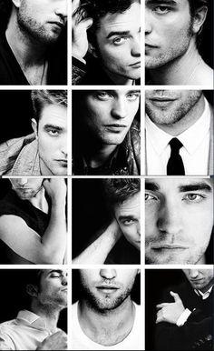 Robert Pattinson. Some of my boy's pretty parts.