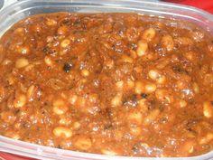 Copycat Bush's Baked Beans | A Little Slice.... Copycat Recipes, New Recipes, Favorite Recipes, Yummy Recipes, Bushs Baked Beans Recipe, Irish Baked Beans Recipe, Canned Baked Beans, Breaded Steak, Recipes