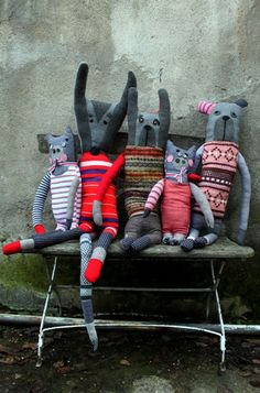 Ugly Toys via Kickcan & Conkers