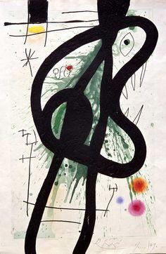 Joan Miro Grand Carnassier