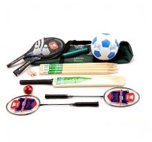 keep them fit..Garden Games Not Just Cricket Set - 525 from Micro Scooters UK