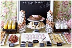Wedding Cake Mondays: Wedding Reception Brunch