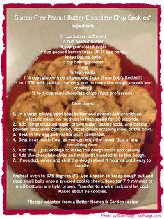 Scrumptious -- and gluten-free!