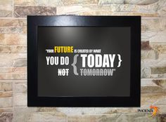 Your #Future #Motivational #Quote #Wooden #Frame by #inPhoenixArt on #Etsy #Inspiration #Optimism #Positiveness #LookForward #GoForth #Plan #Live #EnjoyLife