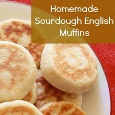Recipe for Real English Muffins