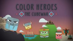 Color Heroes in action