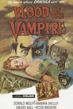 Blood of the Vampire.