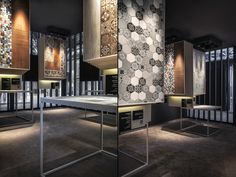 RC pavilion at Cersaie 2014 by Paolo Cesaretti, Bologna – Italy » Retail Design Blog