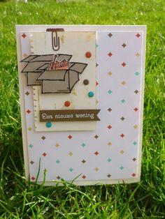 Stampin Utopia: I Like To Move It... Undefined + Challenge. Check it out!
