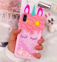 Unicorn Soft Silicone Case For Iphone 7 8 Plus Cute Cartoon Colored Horse Quicksand Cover For Iphone X 6 Plus Cases Outlet Iphone 7, Apple Iphone 6, Coque Iphone 6, Iphone Phone Cases, Phone Covers, Unicorn Phone Case, Kawaii Phone Case, Girly Phone Cases, Accessoires Iphone