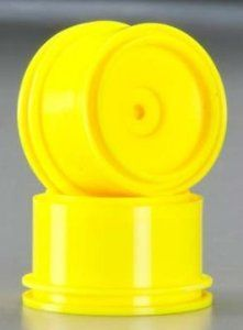 Thunder Tiger PD7283-Y Wheel Front Yellow KT8 by Thunder tiger. $5.26