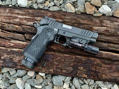 1911 Pistol, Weapons Guns, Guns And Ammo, Tactical Pistol, Shooting Guns, Military Gear, Firearms, Shotguns, Survival Gear