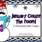 This differentiated counting activity is perfect for math centers or math tubs!  Simply, print and laminate the cards and display them around the r...