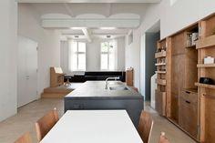 Toppunt van minimalisme in een Duits appartement - Roomed