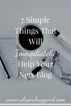 7 bloggers give advice to start a new blog- includes what they have learned along the way and what you should focus on first. Read more: http://wp.me/p6M4qR-1XK