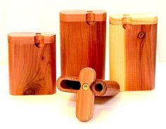 Cedar Wood Dugout
