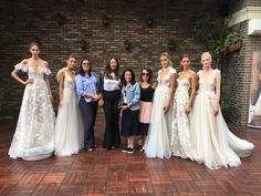 Resumo da New York Bridal Fashion Week 2018 #noivasemny #semanademoda #semanadenoiva