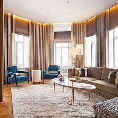 Our rug in a new project in the historic center of Moscow, by @tsdesign_ru.  Project made by @booroomgallery