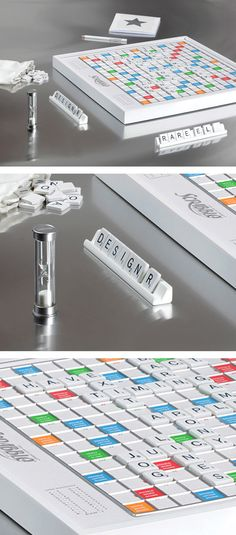 Scrabble for the design nerds