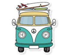 Volkswagen Decal Volkswagen Bus Laptop by RRCountryCreations - Laptop - Ideas of. - Volkswagen Decal Volkswagen Bus Laptop by RRCountryCreations – Laptop – Ideas of Laptop - Stickers Cool, Bubble Stickers, Phone Stickers, Printable Stickers, Cute Laptop Stickers, Volkswagen Bus, Vw T1, Aesthetic Stickers, Hydro Flask