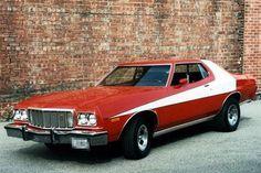 Ford Gran Torino 1975 - Starsky & Hutch