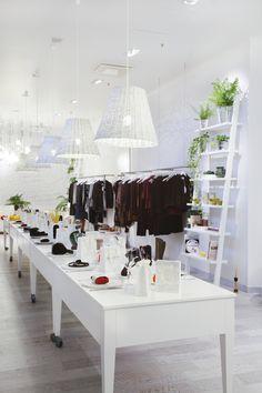 Julia Janus concept store interior