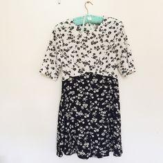 For Sale: Asos Skater Dress, Size 4 for $34