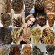Peinados, trenzas, Novosibirsk