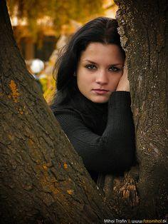 Autumn portrait 02 by Mihai Trofin, via Flickr