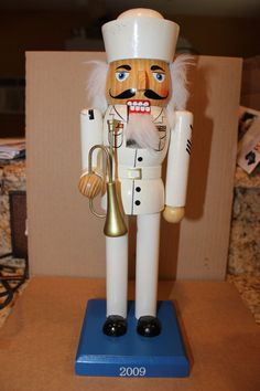 Sailor Nutcracker 2009 Limited Edition