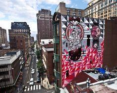 How & Nosm in Philadelphia, PA in 2012