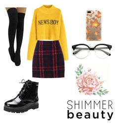 """""""Untitled #13"""" by eporima on Polyvore featuring Oasis and Casetify"""