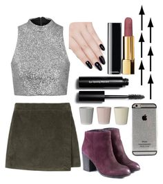 """Classy"" by lauracooperrrr on Polyvore featuring Bloomingville, Topshop, Bobbi Brown Cosmetics, ncLA and Chanel"