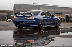 Resurrecting Simple Style With An Silvia - Speedhunters Nissan S15, Nissan 180sx, Tuner Cars, Jdm Cars, Silvia S15, Wide Body Kits, Good Looking Cars, Nissan Silvia, Skyline Gt