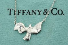 AUTHENTIC TIFFANY & CO. STERLING SILVER PENDANT NECKLACE PICASSO DOVE BIRD. Get the lowest price on AUTHENTIC TIFFANY & CO. STERLING SILVER PENDANT NECKLACE PICASSO DOVE BIRD and other fabulous designer clothing and accessories! Shop Tradesy now