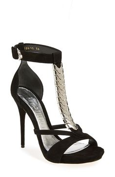 Alexander McQueen T-Strap Sandal (Women) available at #Nordstrom