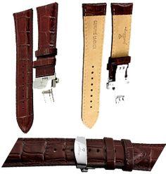grey leather watch bands Brown Leather Strap Watch, Leather Watch Bands, Grey Leather, Urban Chic, My Boyfriend, Watches, Stylish, My Friend, Clocks