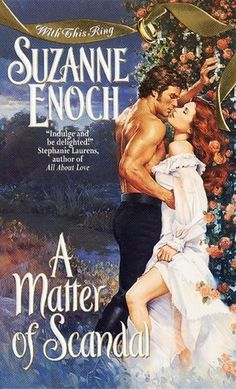 A Matter of Scandal (With This Ring, #3)