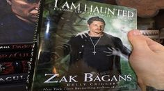 'Ghost Adventures' host Zak Bagans' new book is available February 10