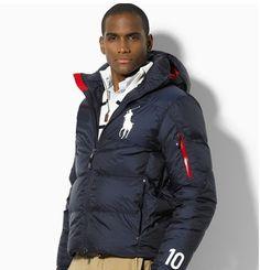 Ralph lauren jacket winter