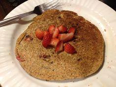 Nichole's Running Journey: Scott Jurek's Vegan Strawberry Pancakes