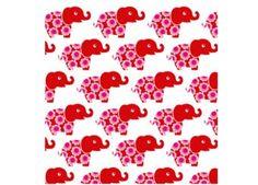 rouleau papier cadeau motifs éléphant