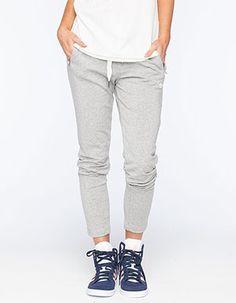 ADIDAS Originals Slim Womens Track Pants  Grey