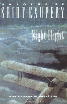 Night Flight (Harbrace Paperbound Library) by Antoine de Saint-Exupéry