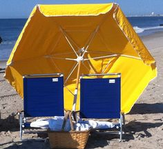 Beach equipment rental for your NJ shore vacation (Chairs, Umbrellas, Towels, Carts, Games, etc)