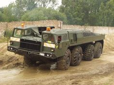 MAZ 543 photos, picture # size: MAZ 543 photos - one of the models of cars manufactured by MAZ Army Vehicles, Armored Vehicles, Cool Trucks, Big Trucks, Offroad, Bug Out Vehicle, Engin, Heavy Truck, Transporter