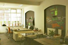 Ministry Of Startups - #coworking space in Elder Street, London.