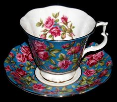 Royal Albert Harewood Teacup and Saucer